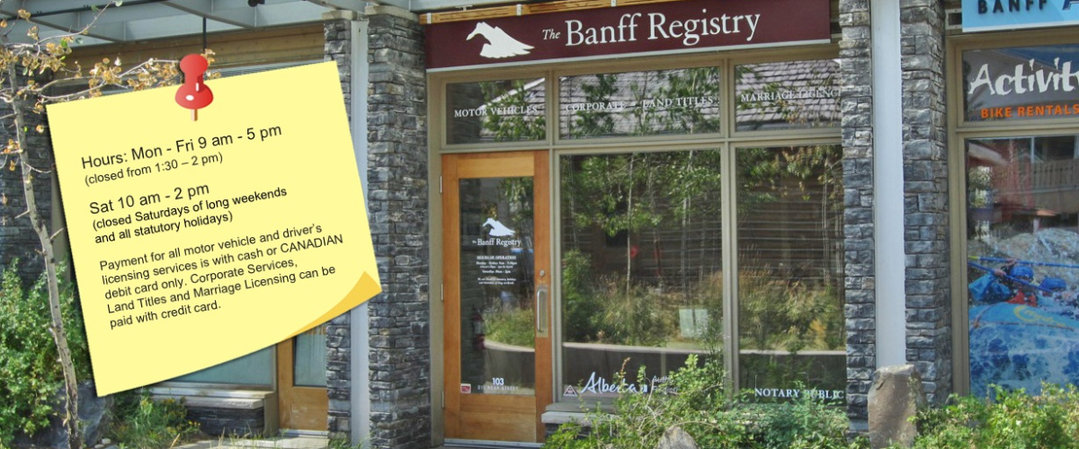 The Banff Registry